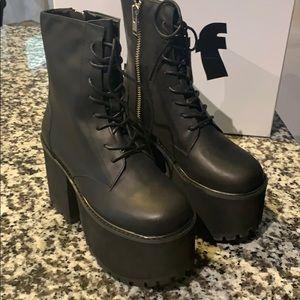 Unif Scoshe Boots